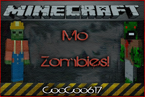 More Zombies Mod v1.0 [1.2.5]
