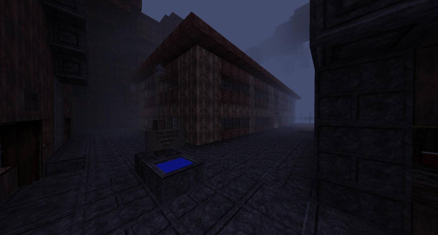 Silent Hill: The MC Adventure Map [карта]